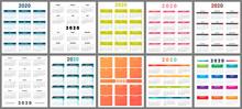Calendar 2020. Wall Planner Ca...