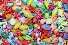 Beads Background