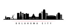 Oklahoma City Skyline Horizont...