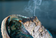 Smudging Ritual Using Burning ...