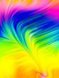 canvas print picture - Elements of Vivid Palette