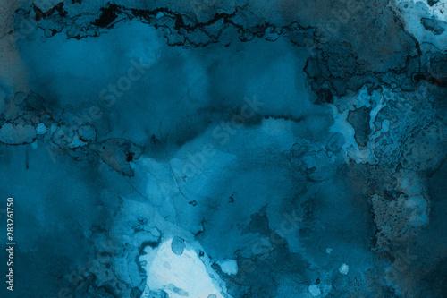 akwarela-granatowe-morski-ciemny-niebieski