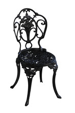 Hand Made Chair Wrought Iron