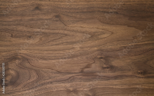 Recess Fitting Wood Real black walnut wood texture with natural grain
