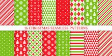 Christmas Seamless Pattern. Xm...