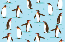 Animal, Animals, Arctic, Art, Background, Bird, Calm, Cartoon, Character, Child, Christmas, Cold, Cute, Decoration, Design, Drawing, Drawn, Element, Fabric, Funny, Graphic, Holidays, Ice, Iceberg, Ill