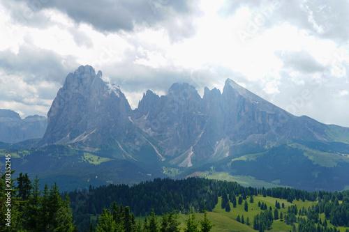Cadres-photo bureau Alpes Alpe di Siusi/Seiser Alm