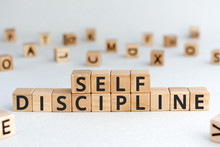 Self Discipline - Words From W...