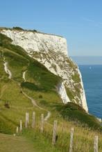 White Cliffs Of Dover, Kent, E...