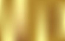 Gold Gradient Background Icon Texture Metallic. Golden Background.