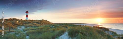 Canvas Prints North Sea Sylt Panorama