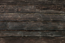 Old Knaggy Planks. Texture Of Wood.