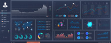 Great Dashboard UI,UX,KIT  Inf...