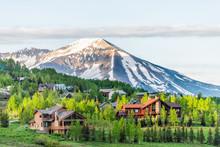 Mount Crested Butte, Colorado ...