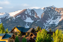 Mount Crested Butte Colorado V...