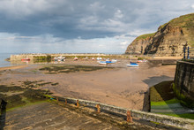 Staithes Is A Seaside Village ...