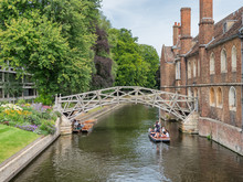 The Mathematical Bridge Over R...