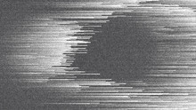 Glitch Art Stippled Dotwork Dynamic Flow Lines Abstract Background In Ultra High Definition Quality. Grainy Dotted Texture