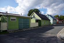 Rue A Haapsalu, Estonie