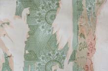 Old Vintage Wallpaper. Grunge ...