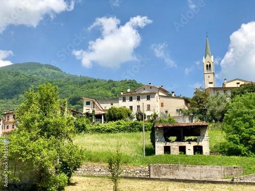 Prosecco Hills - Montegrappa - Piave River