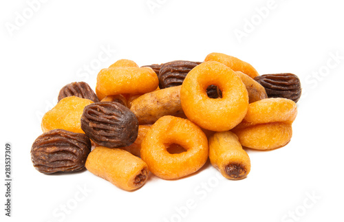 Photo oriental sweets isolated