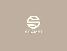 Modern Creative  Letter S Logo...