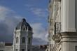 Classic architecture in Santander, Spain
