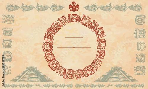 Fotografía  Ancient civilization background