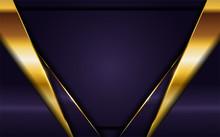 Luxurious Dark Purple Backgrou...
