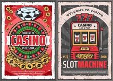 Casino Roulette, Slot Machine ...
