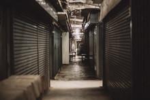 Old Market Abandoned All Shop ...