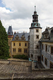 Fototapeta Londyn - Frydland,zamek, czechy