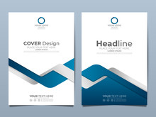 Blue Corporate Identity Cover ...