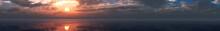 Panorama Of The Sea Landscape ...