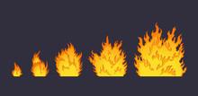 Cartoon Explosion Fire Effect....