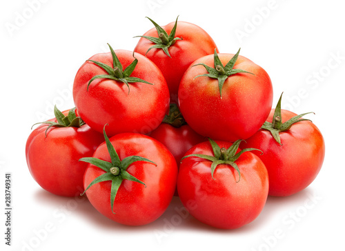 Fototapeta pink tomatoes