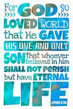 For God So Loved The World (J...