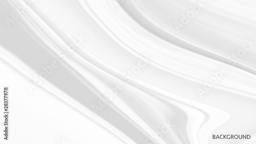 Papiers peints Tunnel abstract white marble background