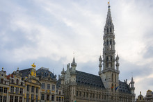 Grand Place. Brussels, Belgium