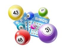 Bingo Lottery Balls And Lotto ...