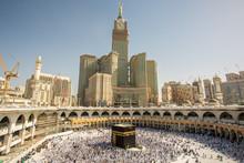 Skyline Of MECCA SAUDI ARABIA,...