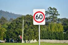 オーストラリアの60km/h...