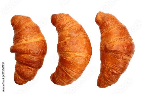 Fotografie, Obraz  Croissant