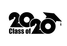Class Of 2020 With Graduation ...