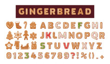 Gingerbread Holidays Cookies F...