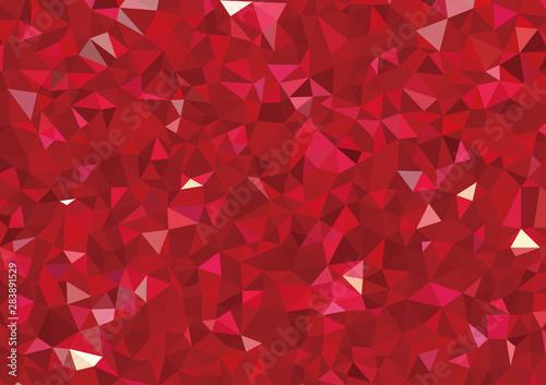 Fototapeta Cubism abstract background. Like jewel. diamond. obraz