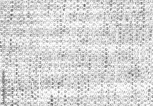 Obraz Textured light gray natural fabric  - fototapety do salonu