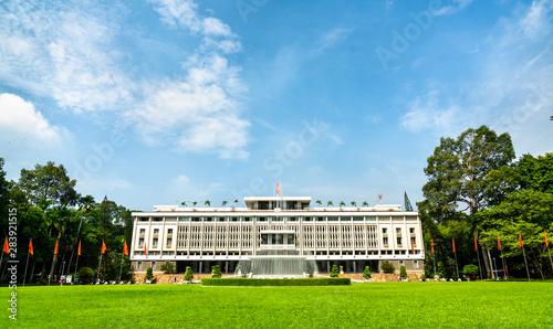 Fototapeta Independence Palace in Saigon, Vietnam obraz
