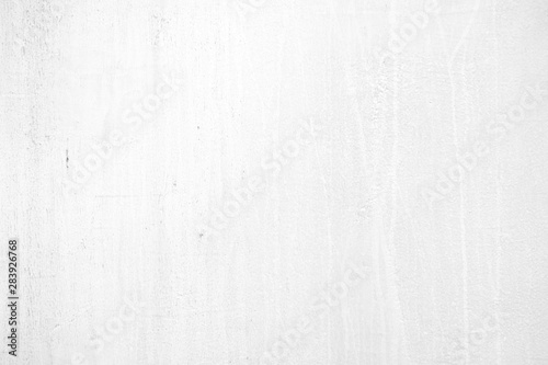 Fototapety, obrazy: White Water Stains on Concrete Wall Texture Background.